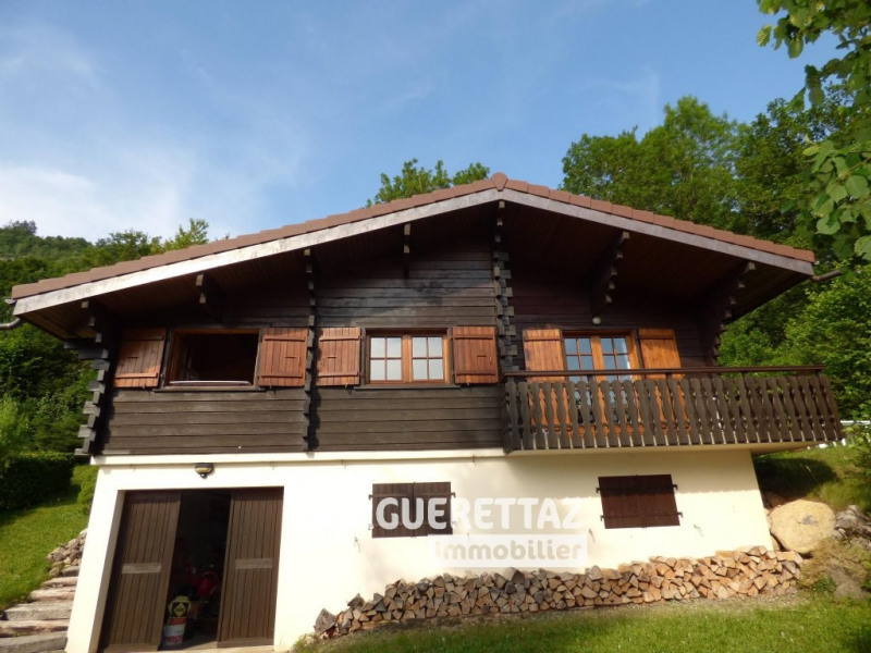 Vente maison / villa Mieussy 295000€ - Photo 1