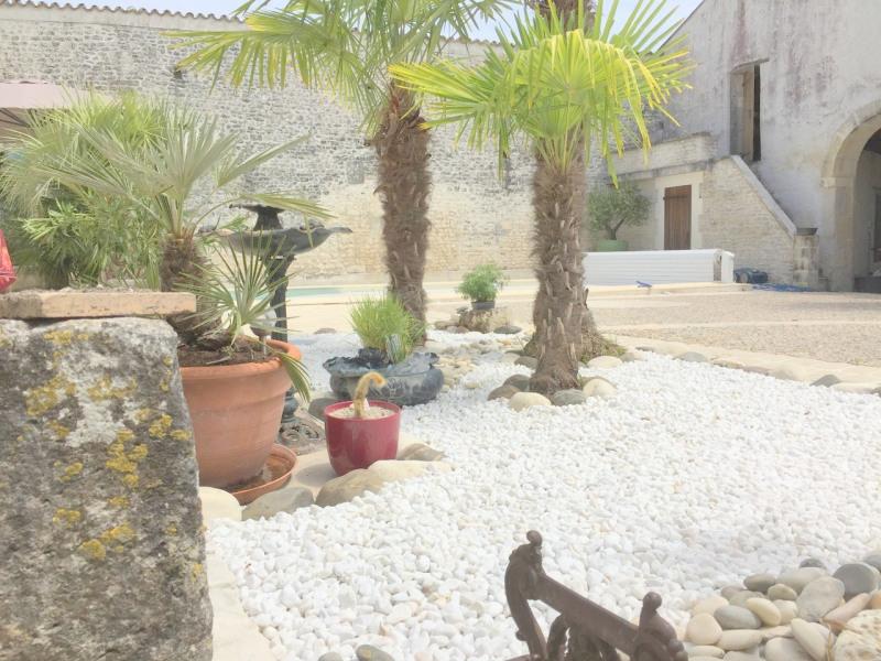 Sale house / villa Salles-d'angles 369250€ - Picture 13