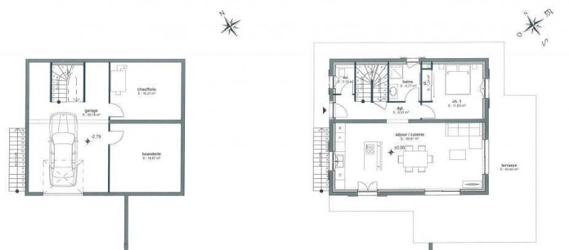 Sale site Villard 70000€ - Picture 4