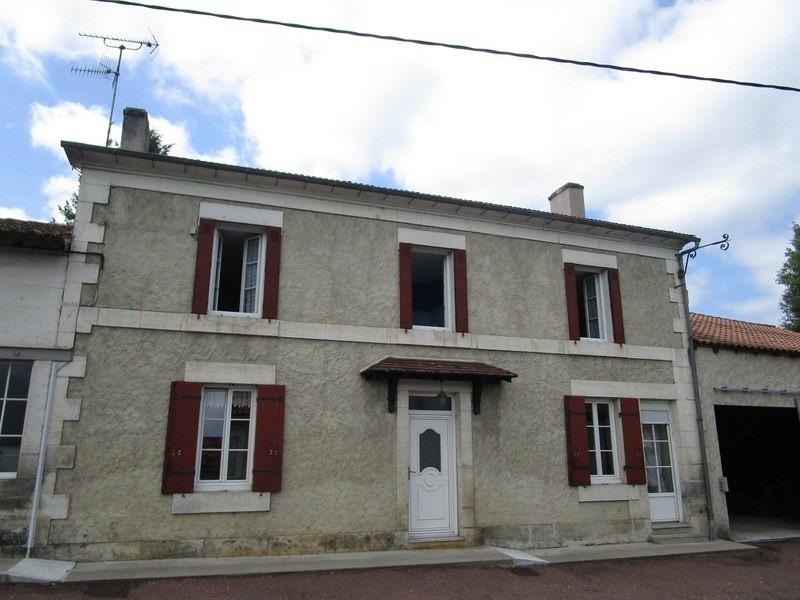 Sale house / villa Beauronne 128000€ - Picture 1