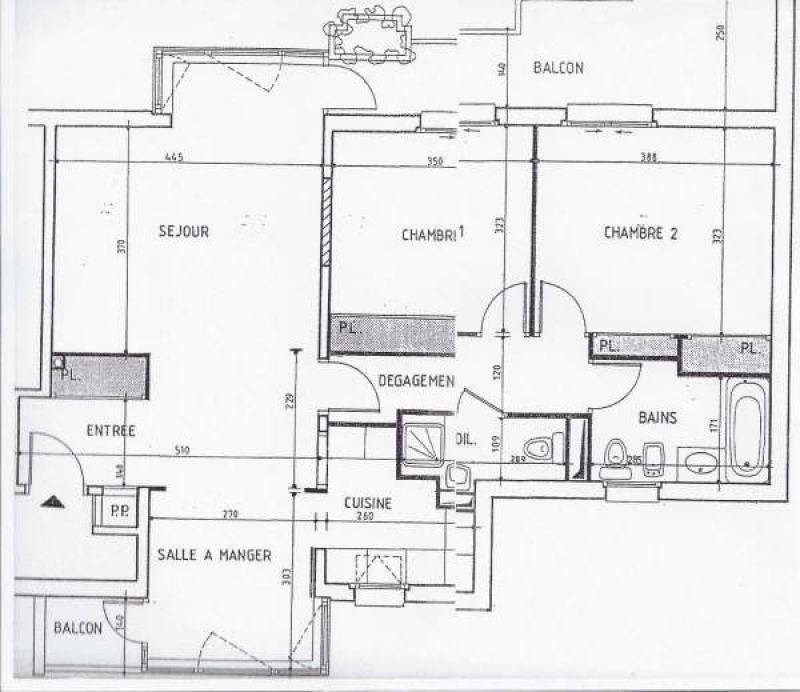 Vente appartement Levallois perret 460000€ - Photo 3