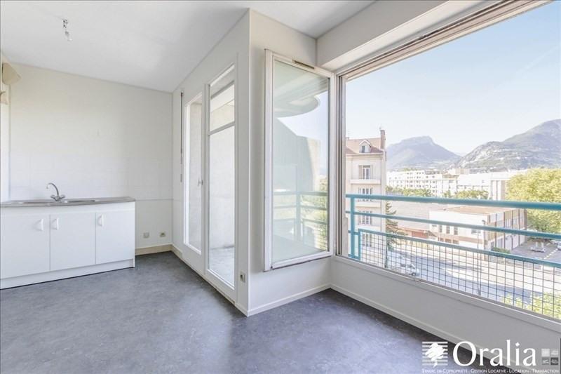 Vente appartement Grenoble 102000€ - Photo 1