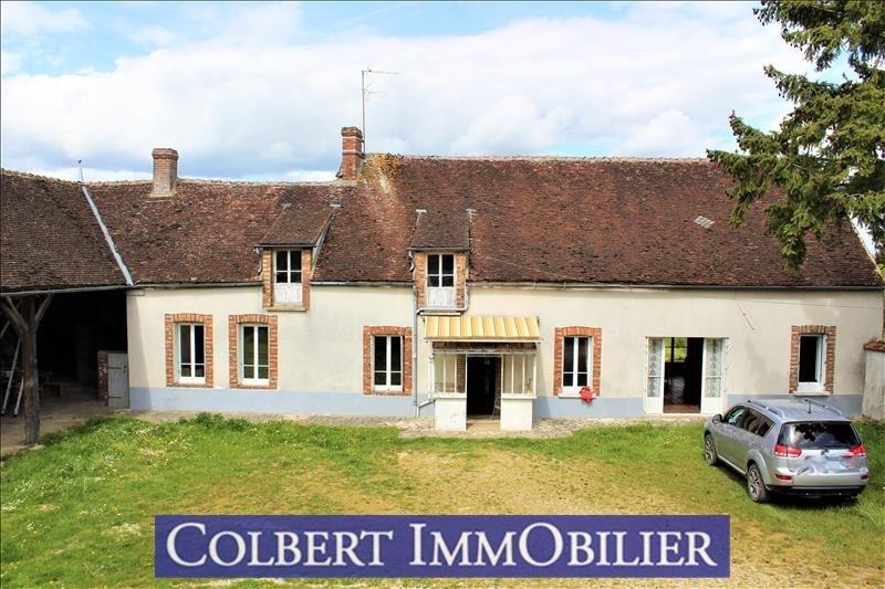 Vente maison / villa Seignelay 148500€ - Photo 1