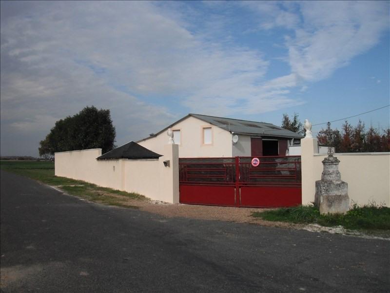 Vente maison / villa Mazange 145380€ - Photo 1