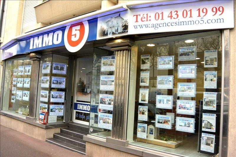 Sale house / villa Le raincy 480000€ - Picture 6