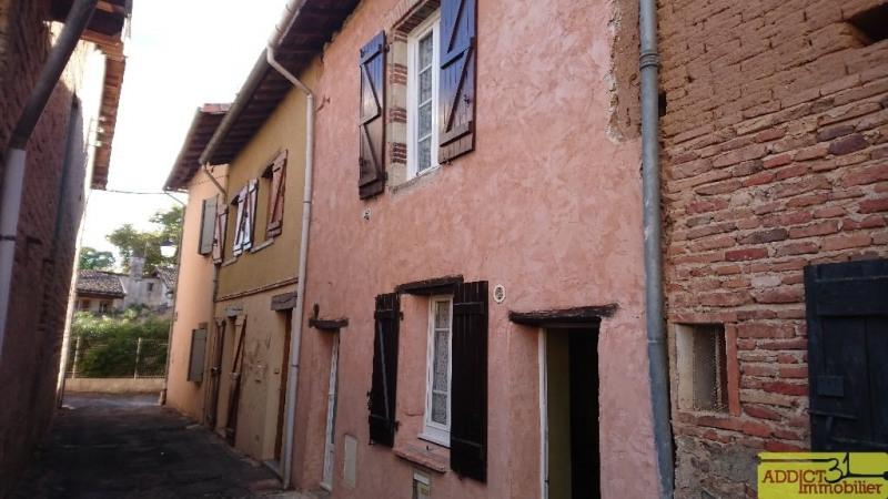 Vente maison / villa Secteur rabastens 138000€ - Photo 1