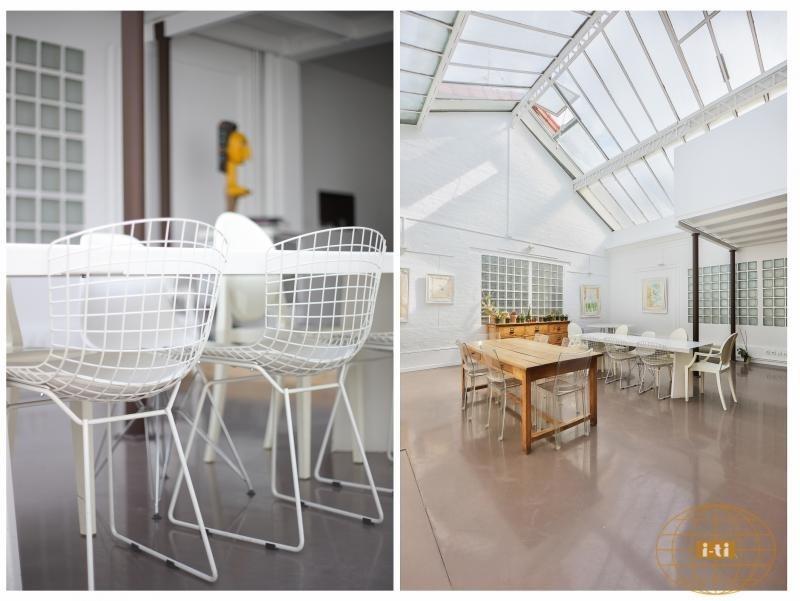Deluxe sale loft/workshop/open plan Paris 18ème 1230000€ - Picture 1