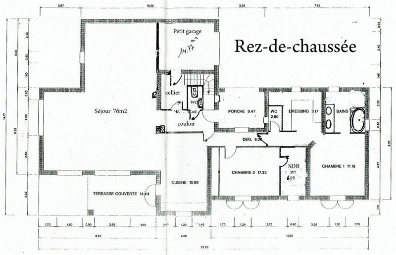 Vente de prestige maison / villa Le canton de fayence 1150000€ - Photo 19