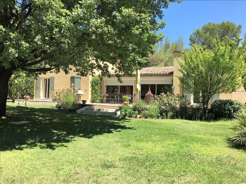 Vente de prestige maison / villa Lambesc 710000€ - Photo 1