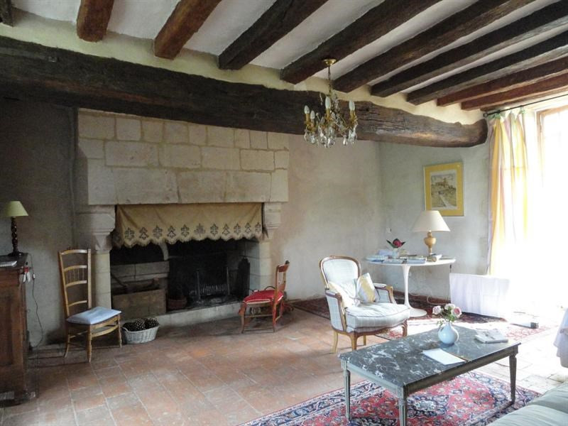Deluxe sale house / villa Angers 30 mn 615 000€ - Picture 6