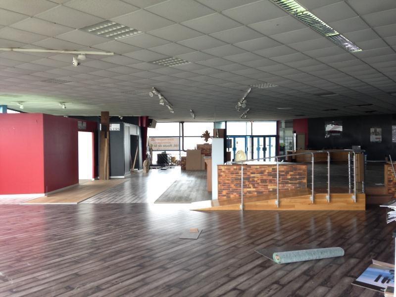 Location Local d'activités / Entrepôt Melesse 0
