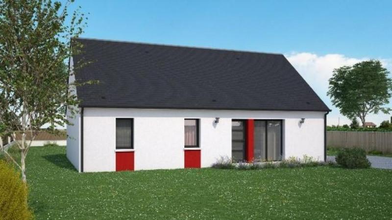 Maison  4 pièces + Terrain 786 m² Chapelle-du-Bois par maisons PRIMEA
