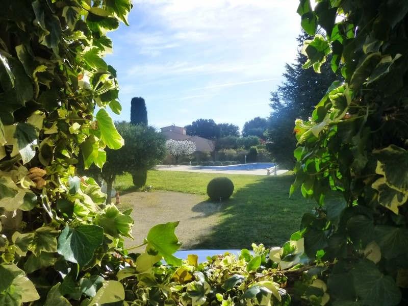 Vente maison / villa Estezargues 484000€ - Photo 1