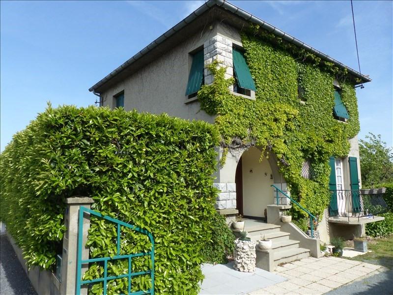 Vente maison / villa Aussillon 140000€ - Photo 1