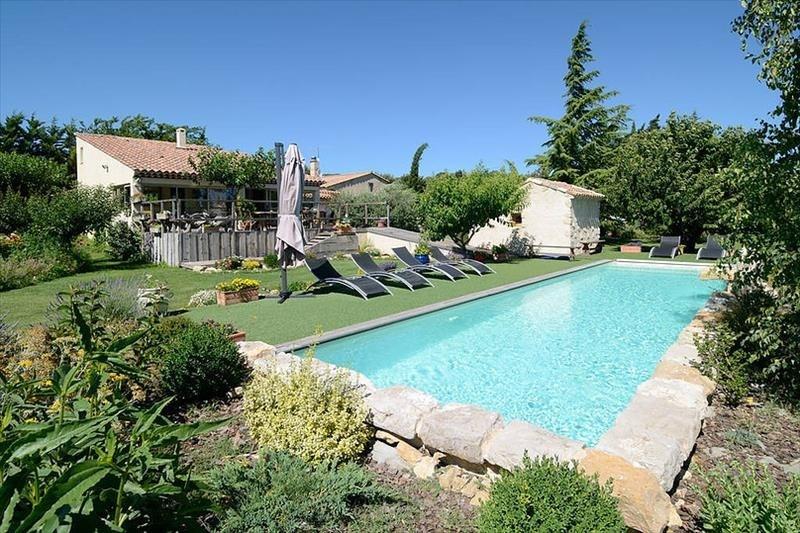 Deluxe sale house / villa Lambesc 985000€ - Picture 3