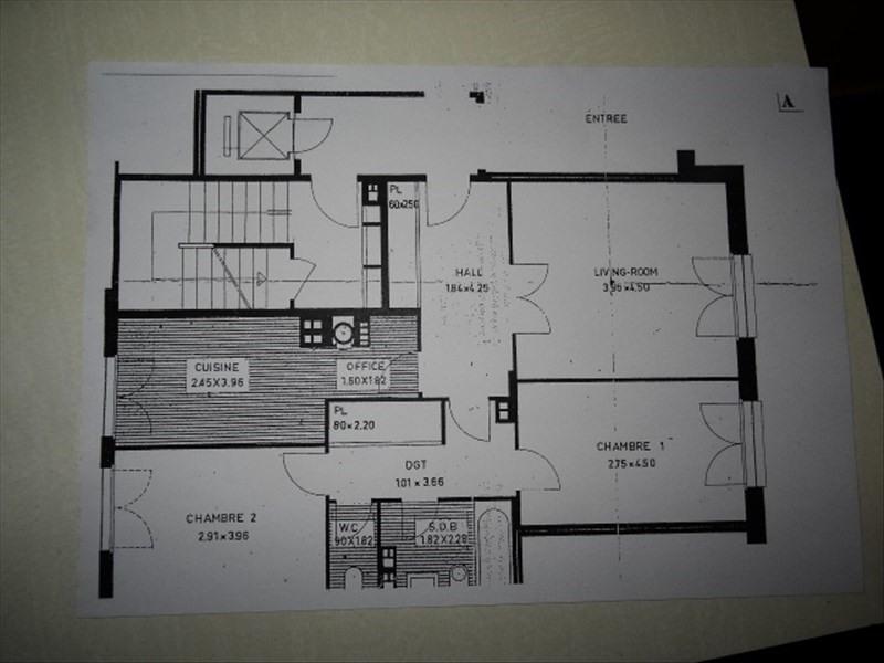 Venta  apartamento Versailles 415000€ - Fotografía 6