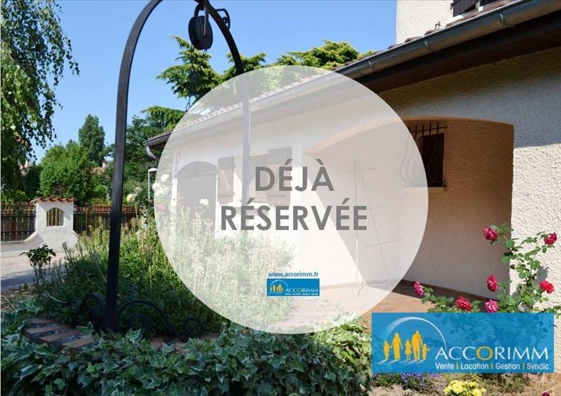 Vente maison / villa Mions 359000€ - Photo 1