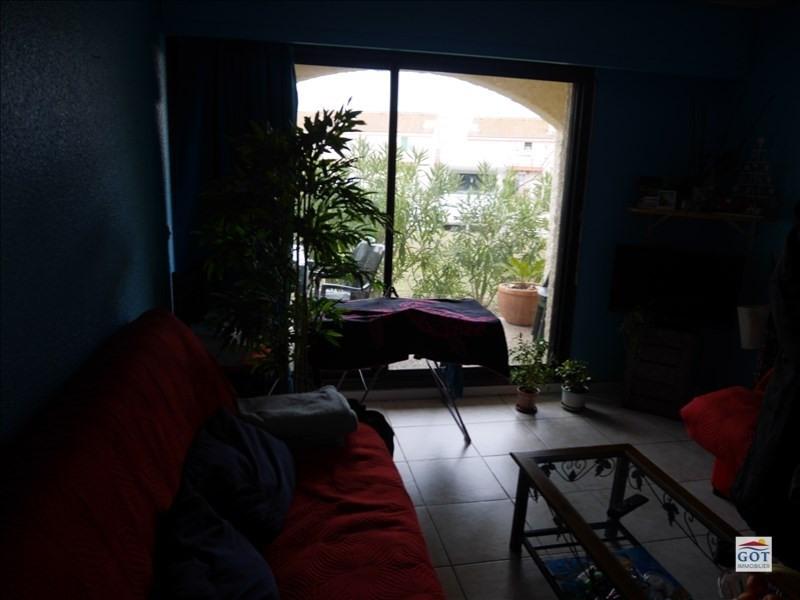 Venta  apartamento Le barcares 59500€ - Fotografía 4