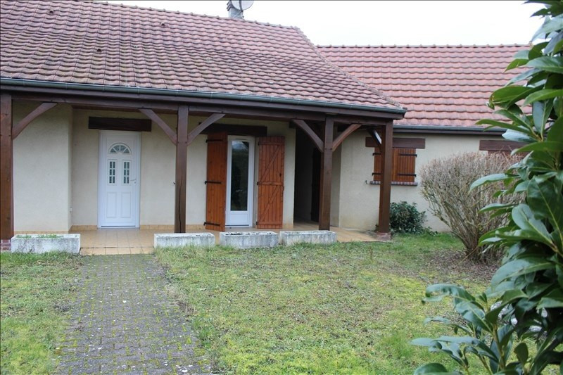 Location maison / villa Champs sur yonne 850€ +CH - Photo 1