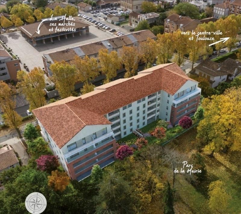 Vente appartement Castanet tolosan 342000€ - Photo 2