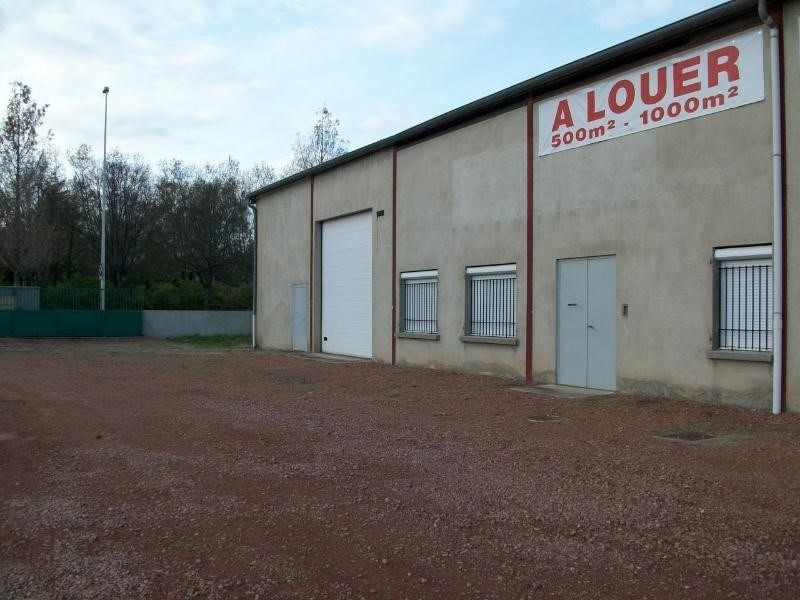 Commercial lease transfer empty room/storage Roanne 129000€ - Picture 1