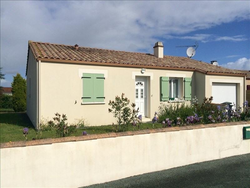 Sale house / villa St avaugourd des landes 135000€ - Picture 1