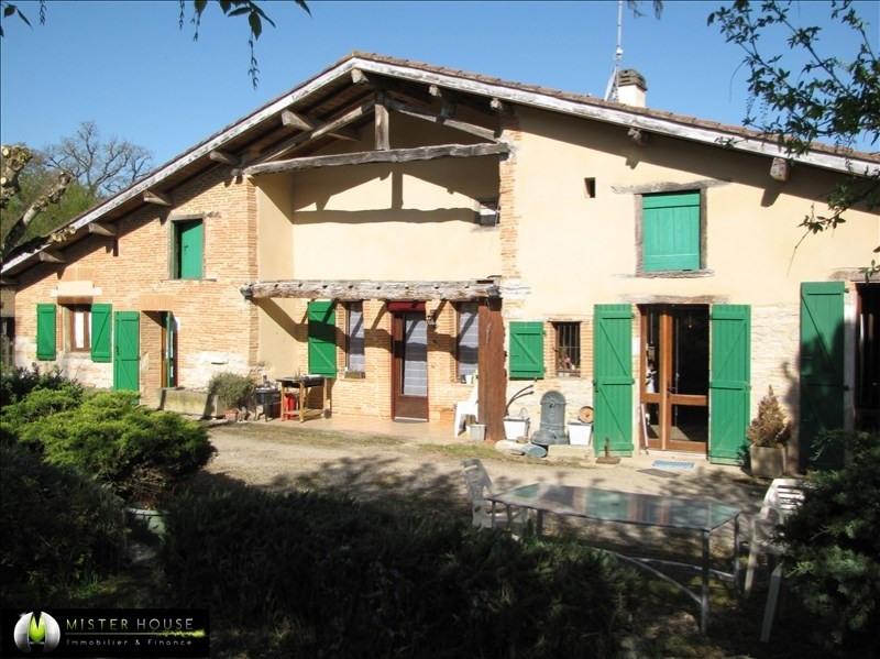 Vendita casa Caussade 422500€ - Fotografia 1