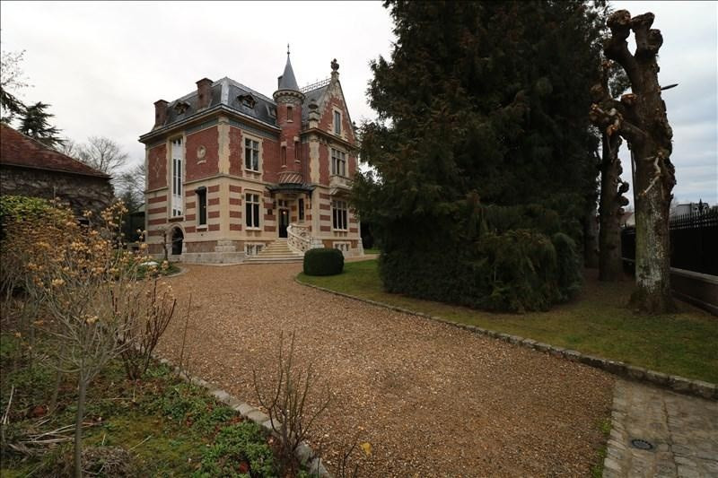 Deluxe sale house / villa Hanches 1 085 000€ - Picture 10