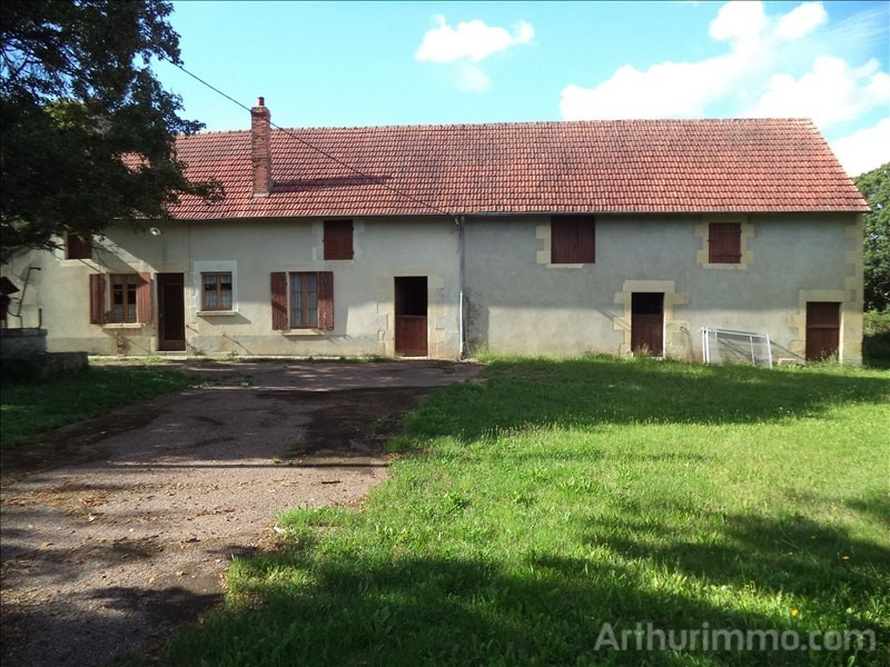 Vente maison / villa Donzy 75600€ - Photo 1