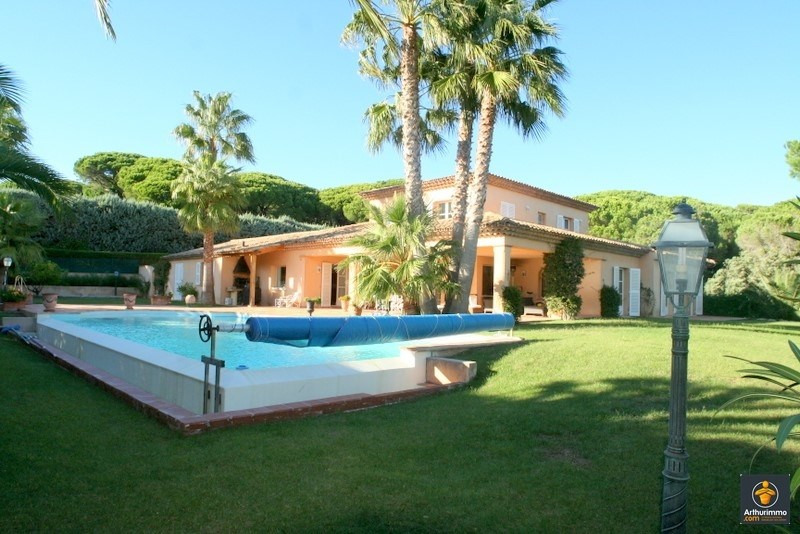 Deluxe sale house / villa Sainte maxime 3 680 000€ - Picture 3