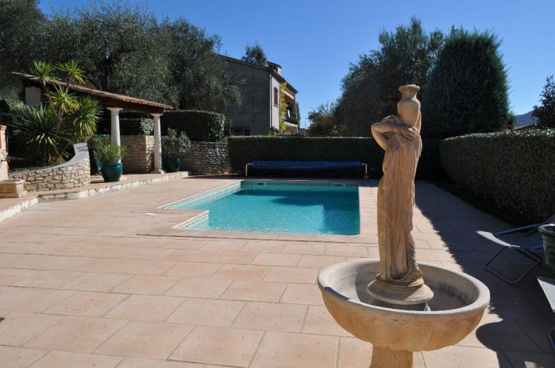 Vente maison / villa Contes 504000€ - Photo 2