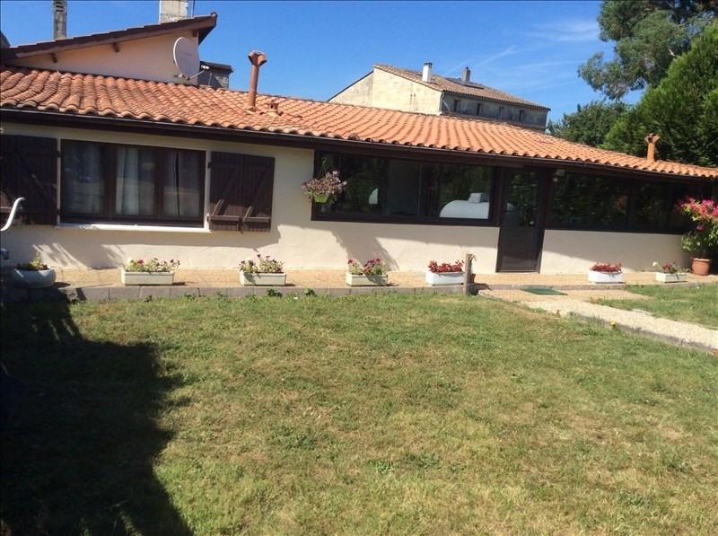 Vente maison / villa Pauillac 144400€ - Photo 1