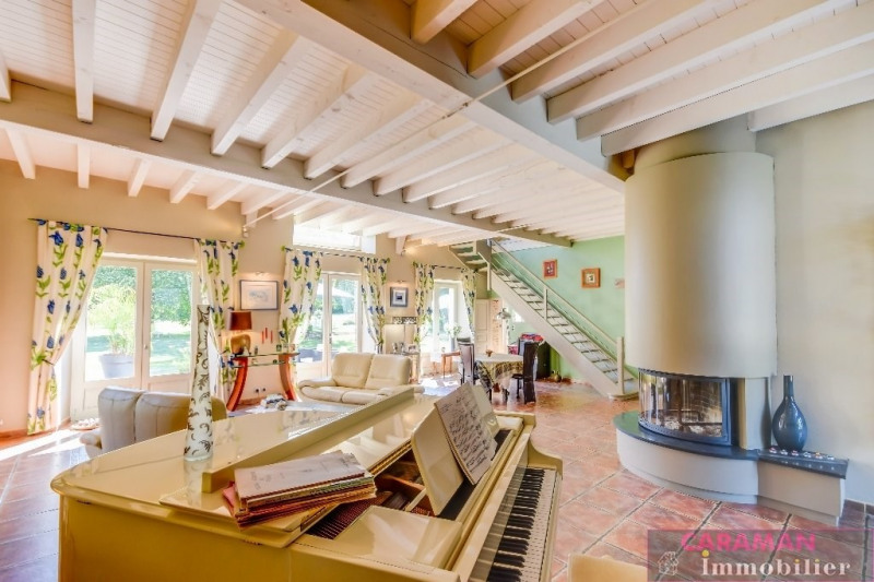 Vente de prestige maison / villa Caraman  secteur 599000€ - Photo 2