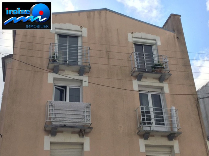 Investment property apartment Brest 91300€ - Picture 9