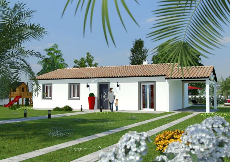 Maison  3 pièces + Terrain 300 m² Gignac par maisons coté soleil