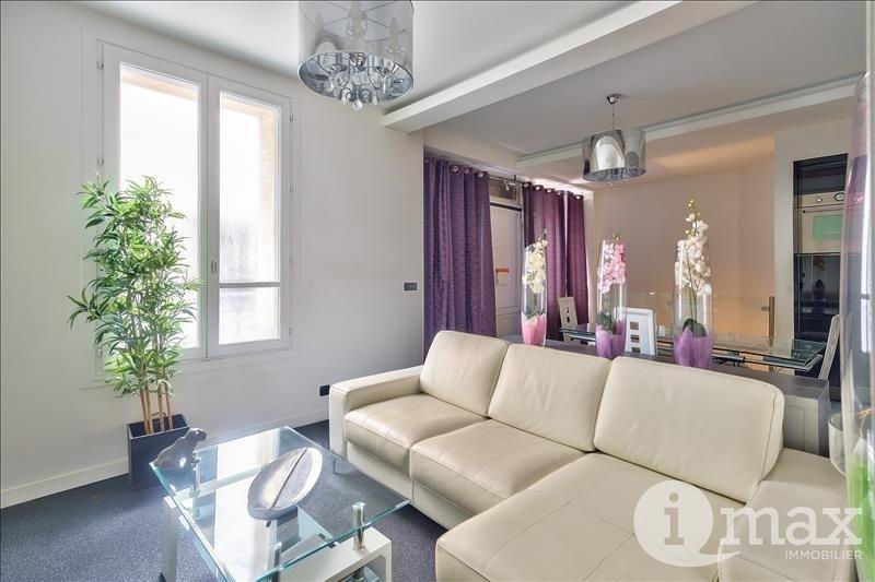 Sale apartment Paris 17ème 699900€ - Picture 1