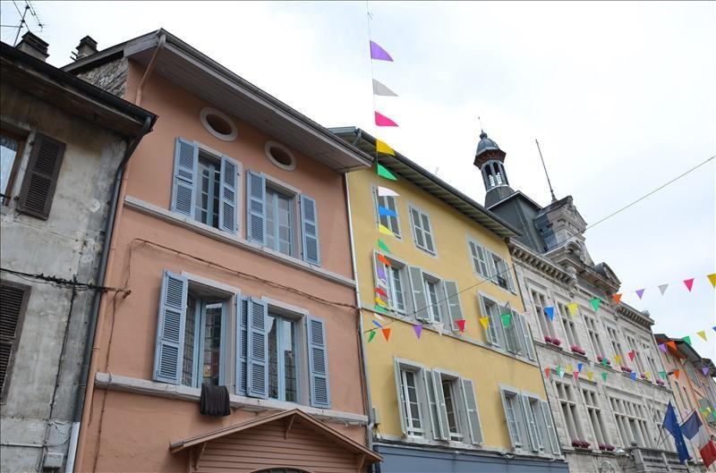 Sale apartment Nantua 29500€ - Picture 1