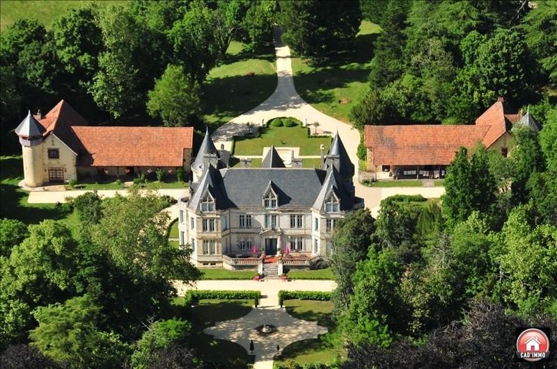 Deluxe sale house / villa Douville 1600000€ - Picture 2