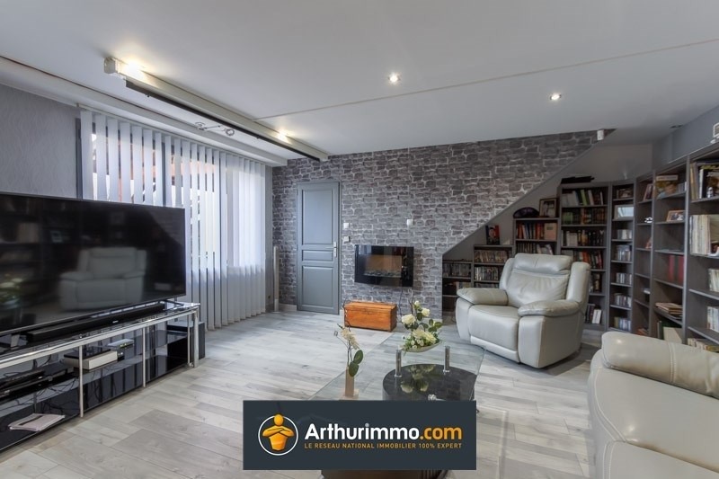 Vente maison / villa Morestel 335000€ - Photo 2