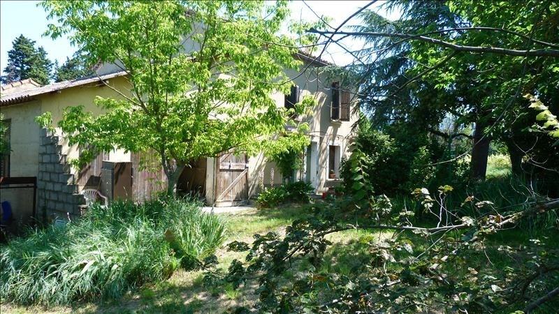 Vente maison / villa Vacqueyras 345000€ - Photo 1