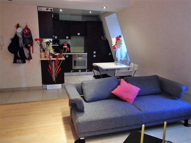 Rental apartment Clichy 1 112€ CC - Picture 2