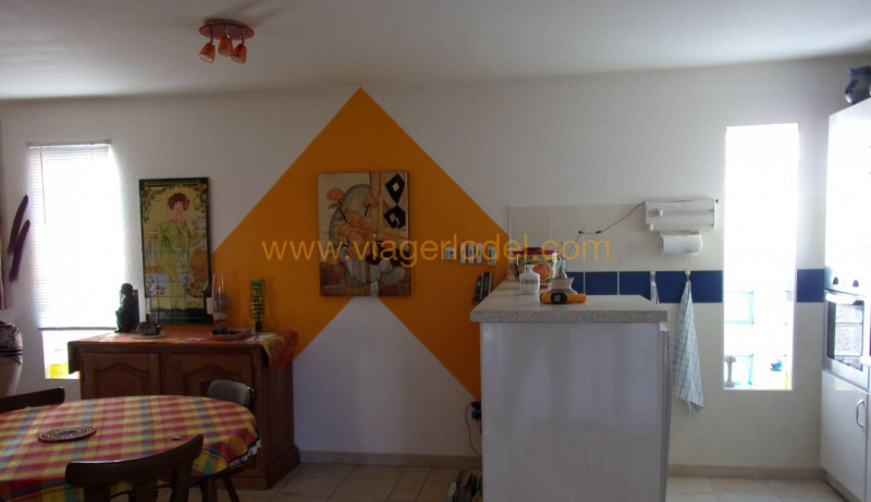 Vendita nell' vitalizio di vita casa Bizanet 65000€ - Fotografia 18
