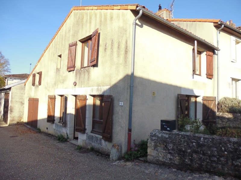 Vente maison / villa Nouaille maupertuis 105800€ -  2