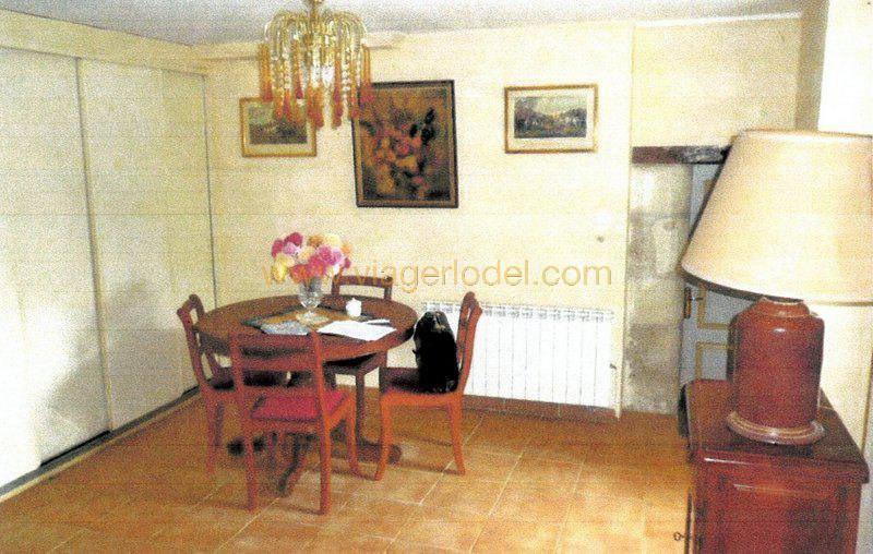 Vendita nell' vitalizio di vita casa Leigné-les-bois 65000€ - Fotografia 8
