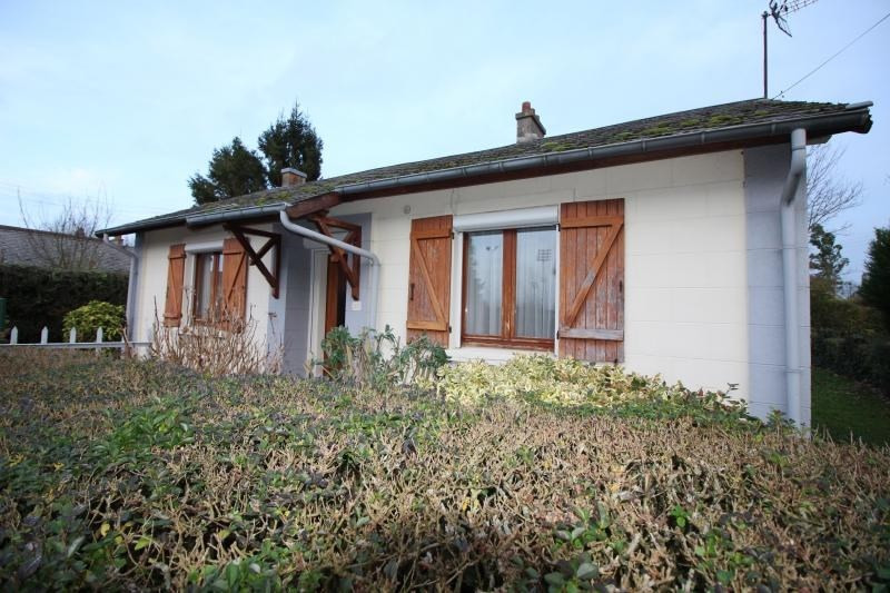 Vente maison / villa Abbeville 106000€ - Photo 1
