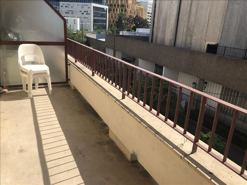 Rental apartment Boulogne billancourt 800€ CC - Picture 1