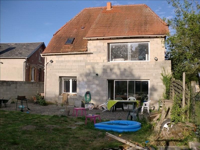 Vente maison / villa Quierzy 130900€ - Photo 1