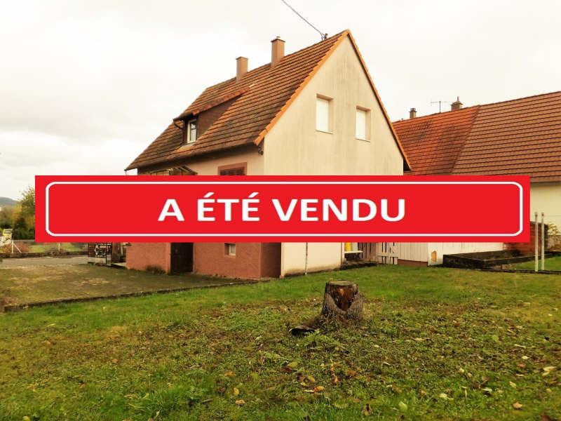 Vente maison / villa Woerth 168 900€ - Photo 1