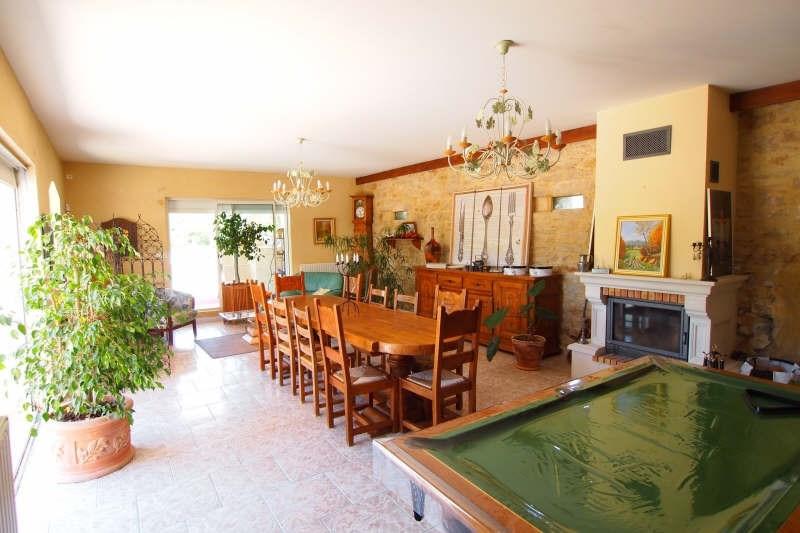 Verkauf von luxusobjekt haus Venejan 595000€ - Fotografie 6