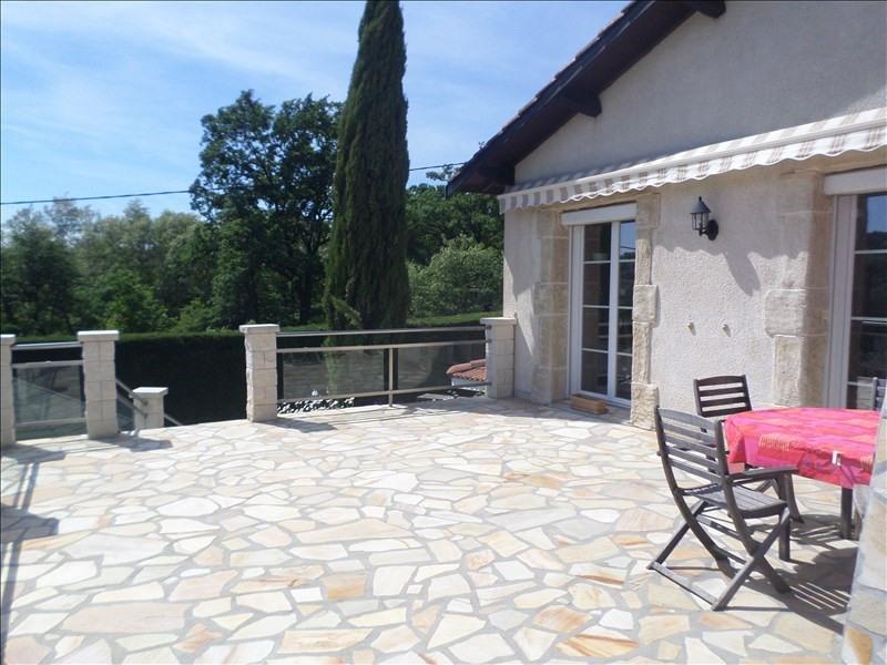 Vente maison / villa Vernioz 405000€ - Photo 5